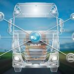 DAF Connect otimiza o desempenho das frotas