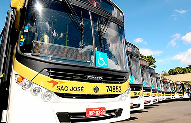 Foto: Hmenon Oliveira/Gov. do Distrito Federal   Refrota atende à Política Nacional e Programa de Infraestrutura de Transporte e da Mobilidade Urbana