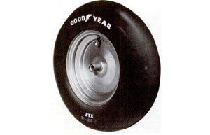 Goodyear XLT, desenvolvido especialmente para a missão Apollo 14 (crédito: New Scientist)