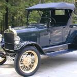 Ford Modelo T1927 - Roadster