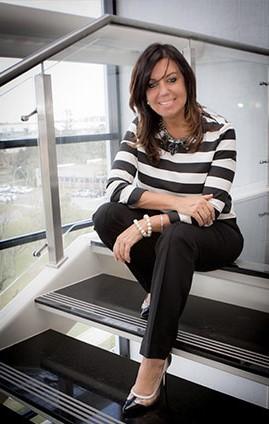 Solange Fusco, diretora de comunicação corporativa do Grupo Volvo América Latina