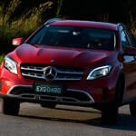 Mercedes-Benz GLA-2018