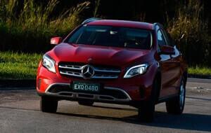 Mercedes-Benz GLA-2018