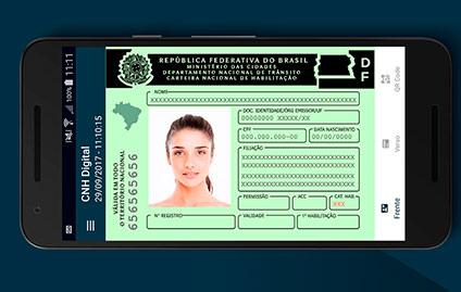 CNH-e já estará disponível em fevereiro em todos os Estados brasileiros