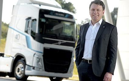 Wilson Lirmann, presidente do Grupo Volvo América Latina