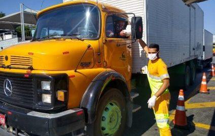 Instituto CCR oferece consultas e exames gratuitos a caminhoneiros